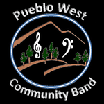 Pueblo West Community Band Logo